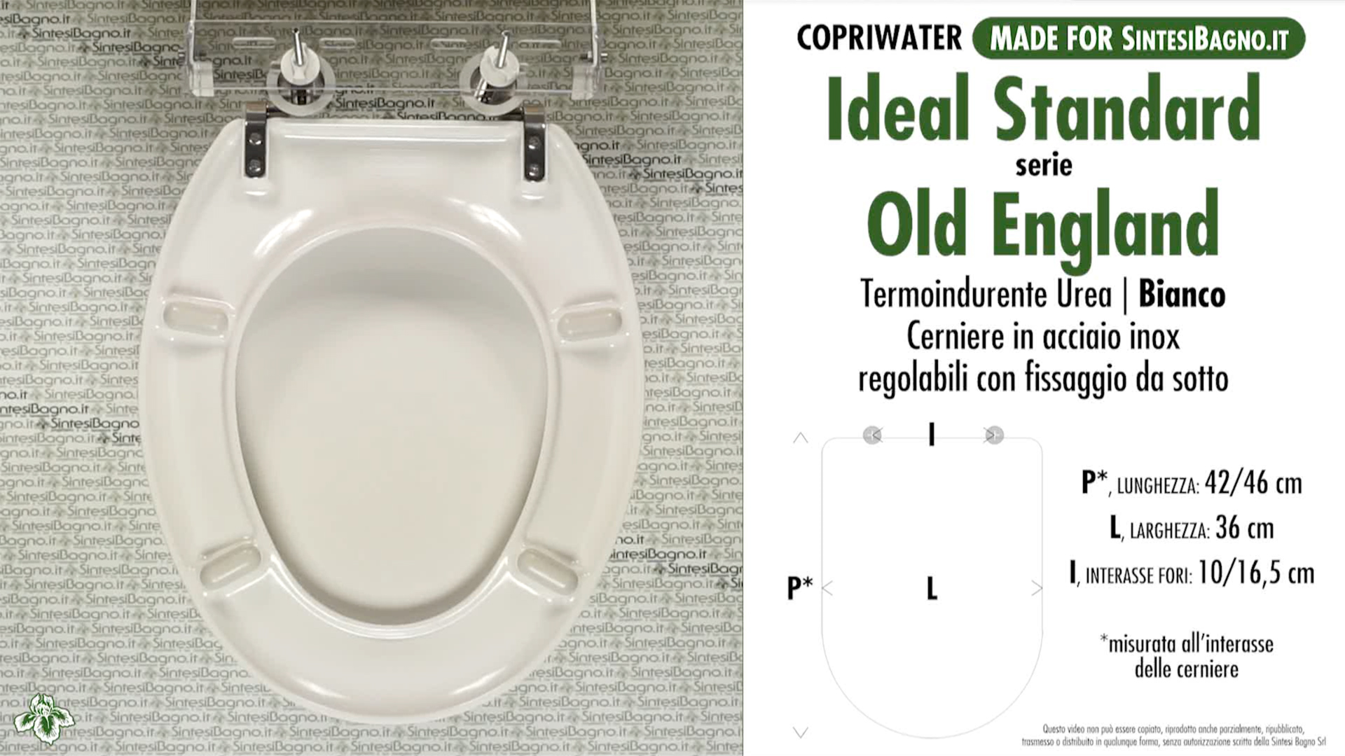 Copriwater old england termosifoni in ghisa scheda tecnica for Copriwater ideal standard