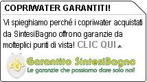 Copriwater GARAMTITI SINTESI BAGNO