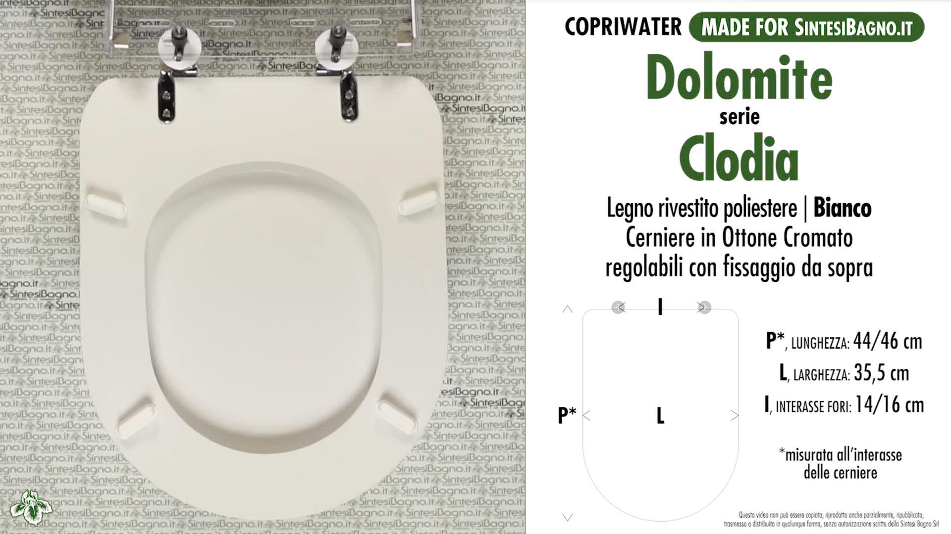 Sedile Wc Dolomite Clodia Prezzo.Negozio Di Sconti Online Sedile Wc Dolomite Clodia