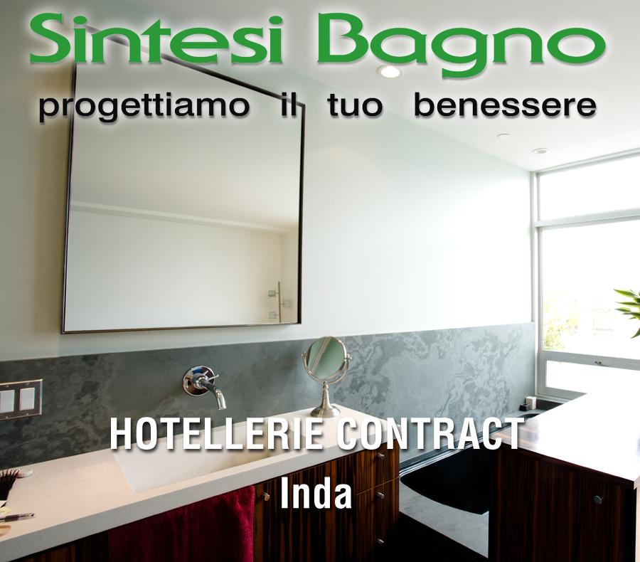 arredamento bagno hotellerie contract