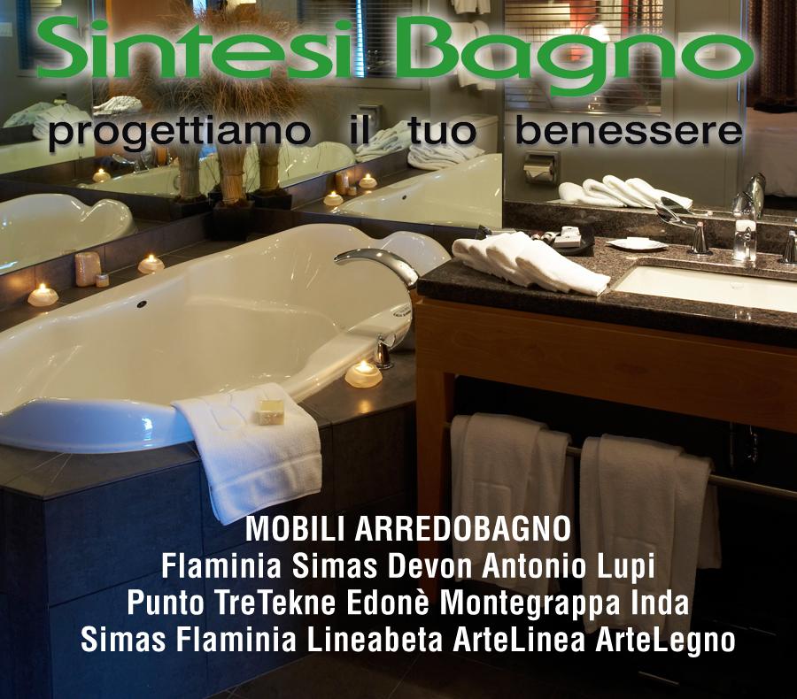 Mobili bagno con lavabo da appoggio bagno bagni for Montegrappa arredo bagno