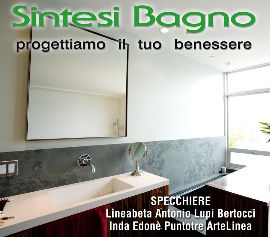 Specchiere bagno bagni bagno arredamento bagno accessori bagno mobili bagno - Marche mobili bagno ...