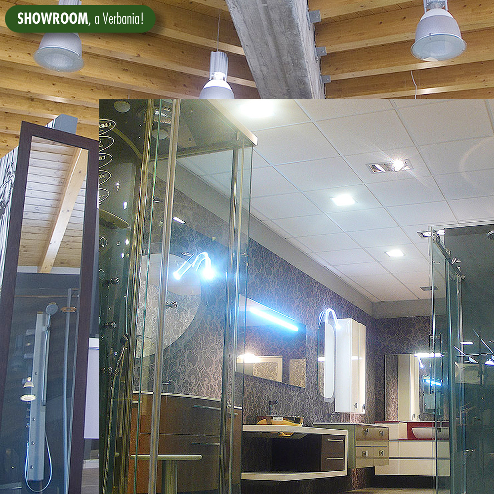 SintesiBagno - Showroom